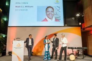 NN's Wade Williams Wins the German Media Development Prize for Africa
